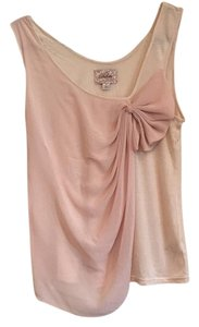 Anthropologie Top Blush