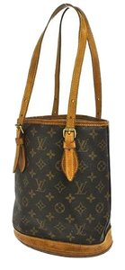 Louis Vuitton Danube Bucket Shoulder Bag