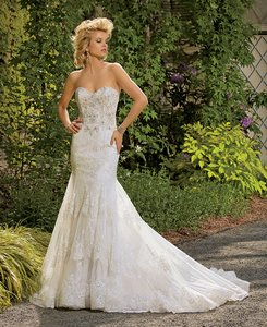 Eve Of Milady 4328 Wedding Dress