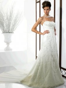 Moonlight Bridal J6128 Wedding Dress