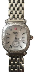 Michele Like New MICHELE Caber Isle white mother of pearl MW16C01A2025.