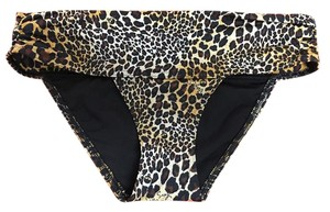 Victoria's Secret Fun Leopard Print Victoria Secret Bikini Bottoms
