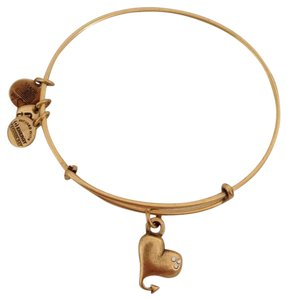 Alex and Ani Alex and Ani Cupid's Heart Charm Bangle