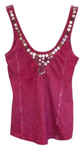 Free People Top Magenta