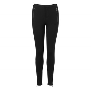 L.K. Bennett Skinny Ponte Knit Zip Night Out Date Night Pants