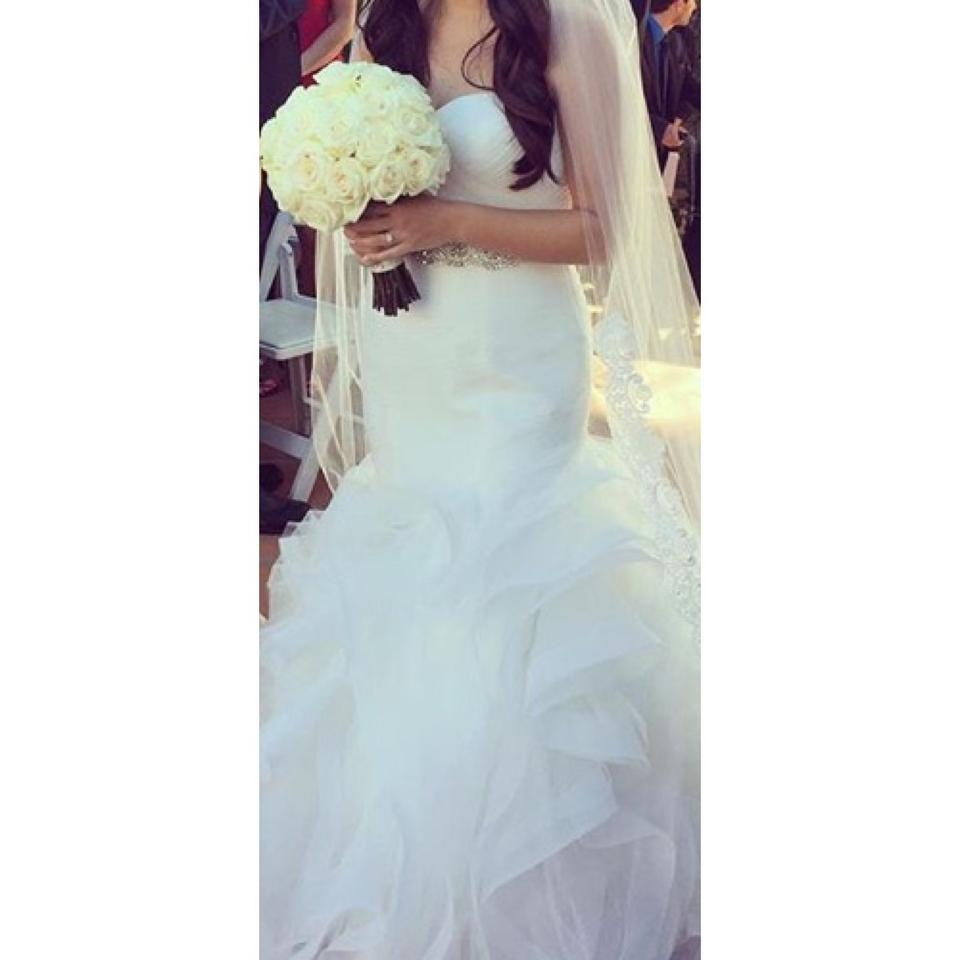 Pronovias mildred wedding dress on sale 55 off wedding for Best way to sell used wedding dress