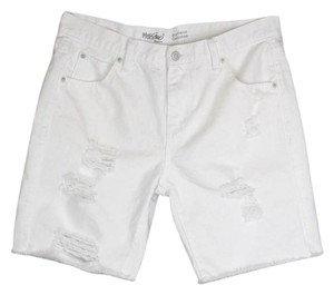 Mossimo Supply Co. Mini/Short Shorts White