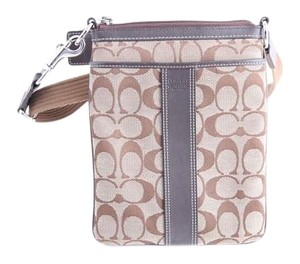 Coach Petite Cross Body Bag