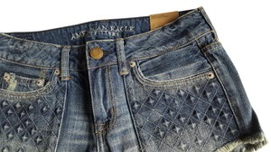 American Eagle Outfitters Festival Summer Coachella Jeans Cut Off Shorts
