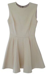ASOS short dress Beige Ivory on Tradesy
