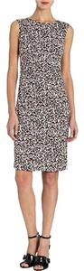 Diane von Furstenberg short dress Leopard Bark Dvf Jolene Leopard on Tradesy