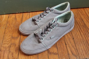 Vans Limited Edition Sold Out Gray Athletic
