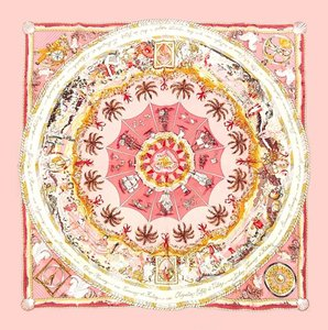 Hermès Hermes Scarf Per Astra Ad Astra New In Box With Tag Authentic