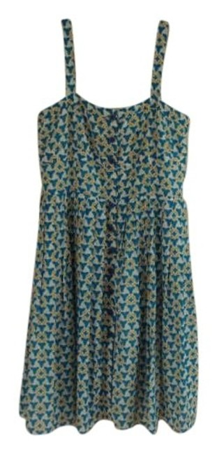 Preload https://item3.tradesy.com/images/tory-burch-blue-sundress-cotton-knee-length-workoffice-dress-size-8-m-168902-0-0.jpg?width=400&height=650