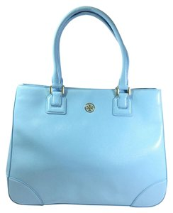 Tory Burch Hand Tote in Blue