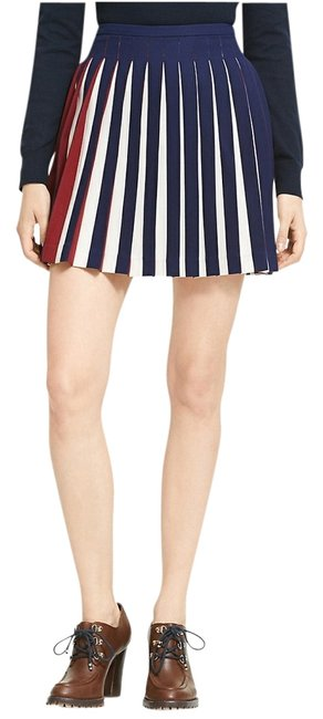 Preload https://item2.tradesy.com/images/tommy-hilfiger-pleated-miniskirt-multi-color-1689046-0-1.jpg?width=400&height=650