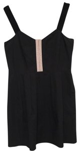 J.Crew short dress Dark charcoal on Tradesy