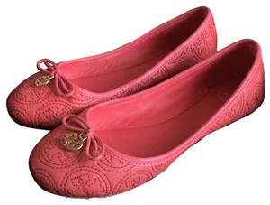 Tory Burch Rose Petal Flats