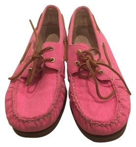 Sperry Boat Neon Pink Athletic