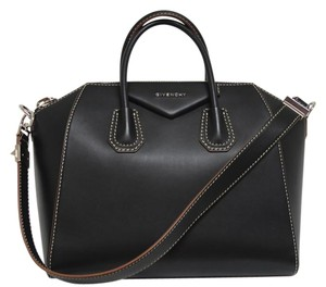 Givenchy 2016 Runway Satchel in Black