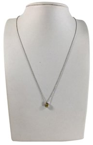 Tiffany & Co. Tiffany & Co. Yellow Diamond Pendant Necklace