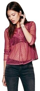 Free People Top Rutabaga