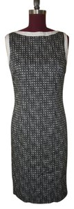 Peserico Shift Polka Dot Cotton Dress