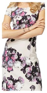 INC International Concepts short dress Floral on Tradesy