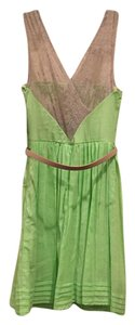 Jodi Kristopher short dress Green on Tradesy