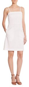 Theory short dress White Summer on Tradesy