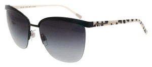 Dolce&Gabbana Dolce & Gabbana Sunglasses Black and White with Gray Gradient Lens - FREE SHIPPING -
