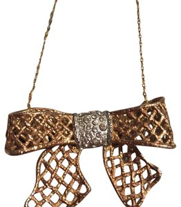 Alexis Bittar Bow Necklace