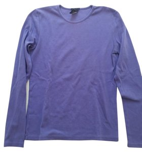 Gap Stretch Longsleeve T Shirt Purple