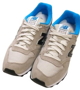 New Balance Classic Suede Retro grey / blue / black / stone blue Athletic