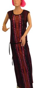 multi Maxi Dress by Custo Barcelona