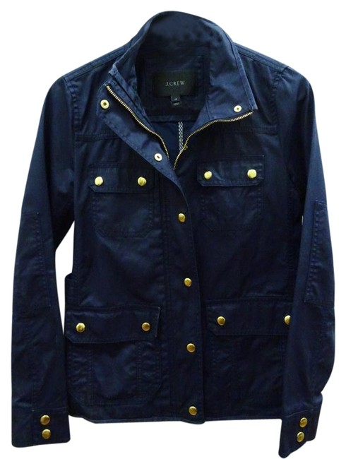 Item - Navy The Downtown Field Jacket Size 0 (XS)