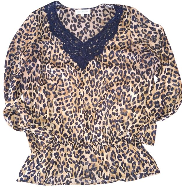 Preload https://item5.tradesy.com/images/jones-new-york-leopard-night-out-top-size-20-plus-1x-1689509-0-0.jpg?width=400&height=650