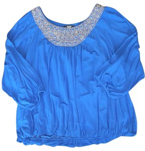 Alfani Top Blue