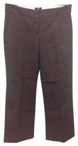 J.Crew Comfy Work Office Business Trouser Pants Brown