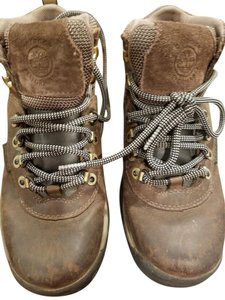 Timberland Hiking Brown Boots