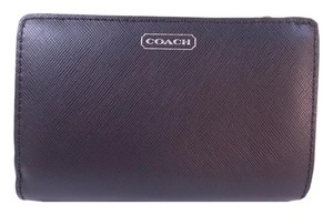 Coach F50431 COACH DARCY LEATHER WALLET MEDIUM