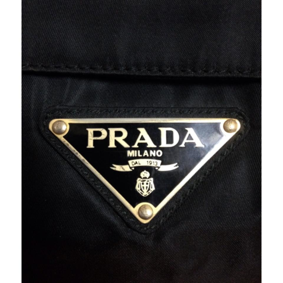 9f1bdd8a132b0 reduced prada logo bag cdc3d cfa76