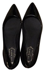Ted Baker black Flats