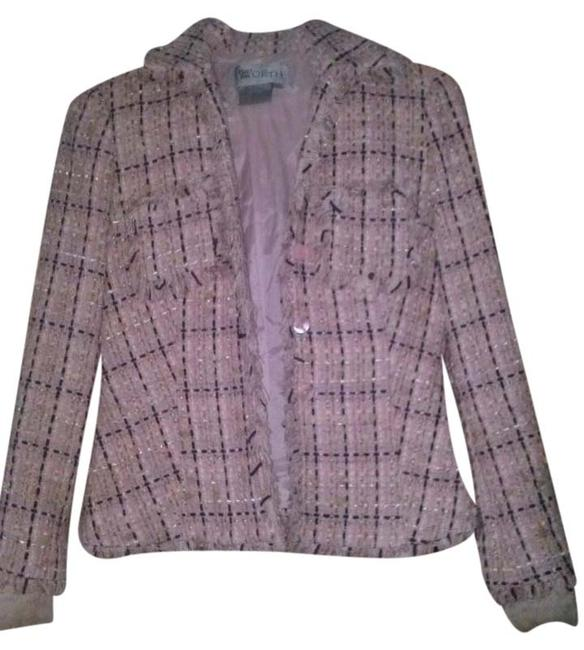 Worth Pink Blazer