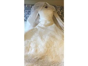 Pronovias Fresno Wedding Dress