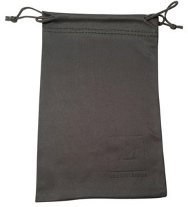 Saks Fifth Avenue SUNGLASS HOLDER DRAWSTRING GREAT MICROFIBER TO KEEP YOUR GLASSES SMUDGE FREE