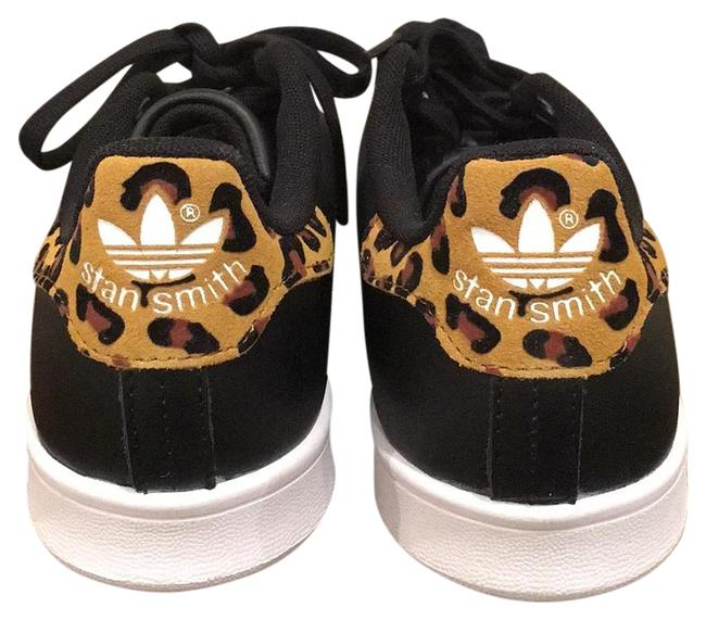 Item - Black Stan Smith Sneakers Size US 8 Regular (M, B)