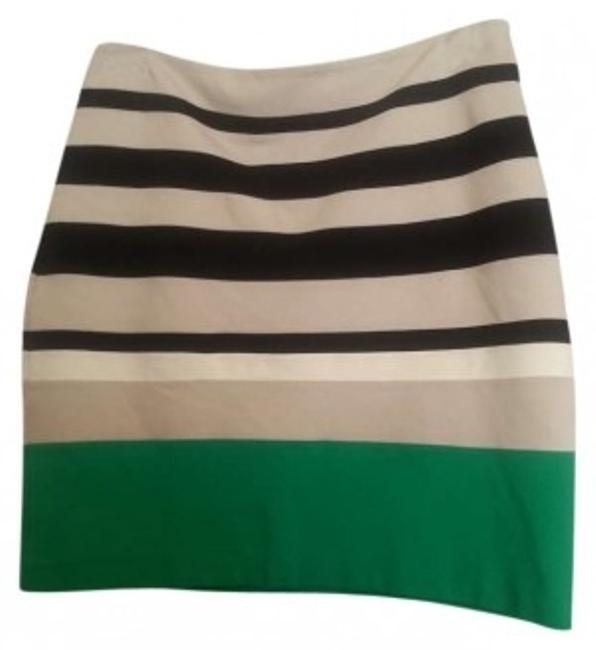 Preload https://img-static.tradesy.com/item/168974/express-green-tan-and-black-stripe-bodycon-miniskirt-size-10-m-31-0-0-650-650.jpg