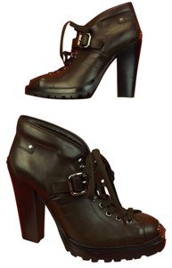 Miu Miu Dark Brown/Moro Boots
