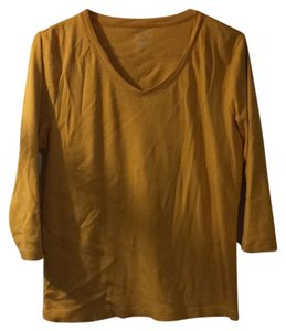 St. John T Shirt deep yellow